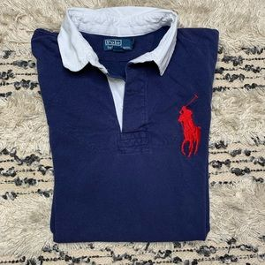 Polo Ralph Lauren Big Pony Quilted 2XLT Imperfect